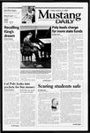 Mustang Daily, January 21, 2000