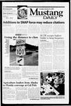 Mustang Daily, January 25, 2000