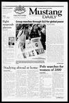 Mustang Daily, January 28, 2000