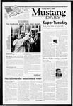 Mustang Daily, March 7, 2000