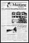 Mustang Daily, April 3, 2000