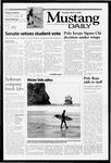 Mustang Daily, April 4, 2000
