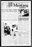 Mustang Daily, April 7, 2000