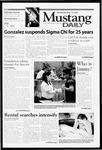 Mustang Daily, May 10, 2000