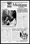 Mustang Daily, May 15, 2000