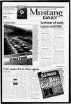 Mustang Daily, September 21, 2000