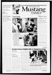 Mustang Daily, September 22, 2000