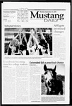 Mustang Daily, September 25, 2000