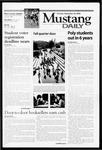 Mustang Daily, September 26, 2000