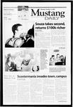 Mustang Daily, October 2, 2000