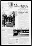 Mustang Daily, October 3, 2000