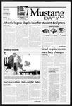 Mustang Daily, October 5, 2000