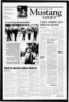 Mustang Daily, October 9, 2000