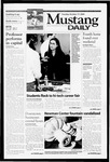 Mustang Daily, October 17, 2000