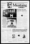 Mustang Daily, October 18, 2000