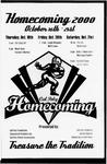 Mustang Daily, October 16-21, 2000