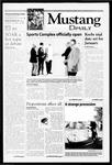 Mustang Daily, October 23, 2000