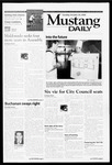 Mustang Daily, October 24, 2000