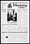 Mustang Daily, October 27, 2000