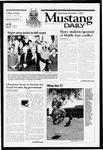 Mustang Daily, November 1, 2000