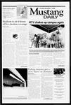 Mustang Daily, November 7, 2000