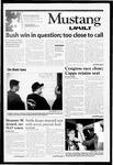 Mustang Daily, November 8, 2000