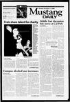 Mustang Daily, November 13, 2000