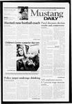 Mustang Daily, November 16, 2000