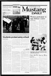 Mustang Daily, November 21, 2000