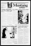 Mustang Daily, November 29, 2000