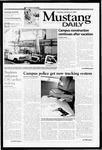 Mustang Daily, January 9, 2001
