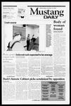 Mustang Daily, January 10, 2001