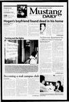 Mustang Daily, January 12, 2001