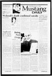 Mustang Daily, January 17, 2001
