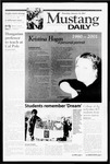 Mustang Daily, January 18, 2001
