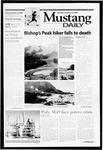 Mustang Daily, January 22, 2001