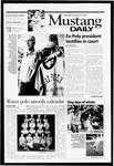 Mustang Daily, January 23, 2001