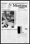 Mustang Daily, January 24, 2001
