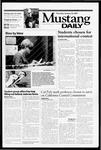 Mustang Daily, January 25, 2001