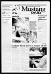Mustang Daily, January 31, 2001