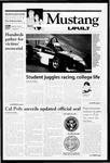 Mustang Daily, March 2, 2001