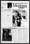 Mustang Daily, March 12, 2001