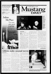 Mustang Daily, March 13, 2001