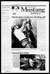 Mustang Daily, April 6, 2001