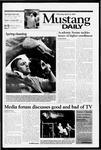 Mustang Daily, April 12, 2001