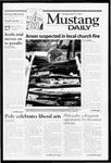 Mustang Daily, April 17, 2001