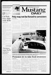 Mustang Daily, April 18, 2001