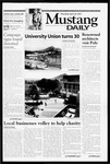 Mustang Daily, April 26, 2001