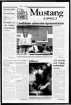 Mustang Daily, May 1, 2001