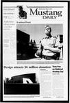 Mustang Daily, May 2, 2001